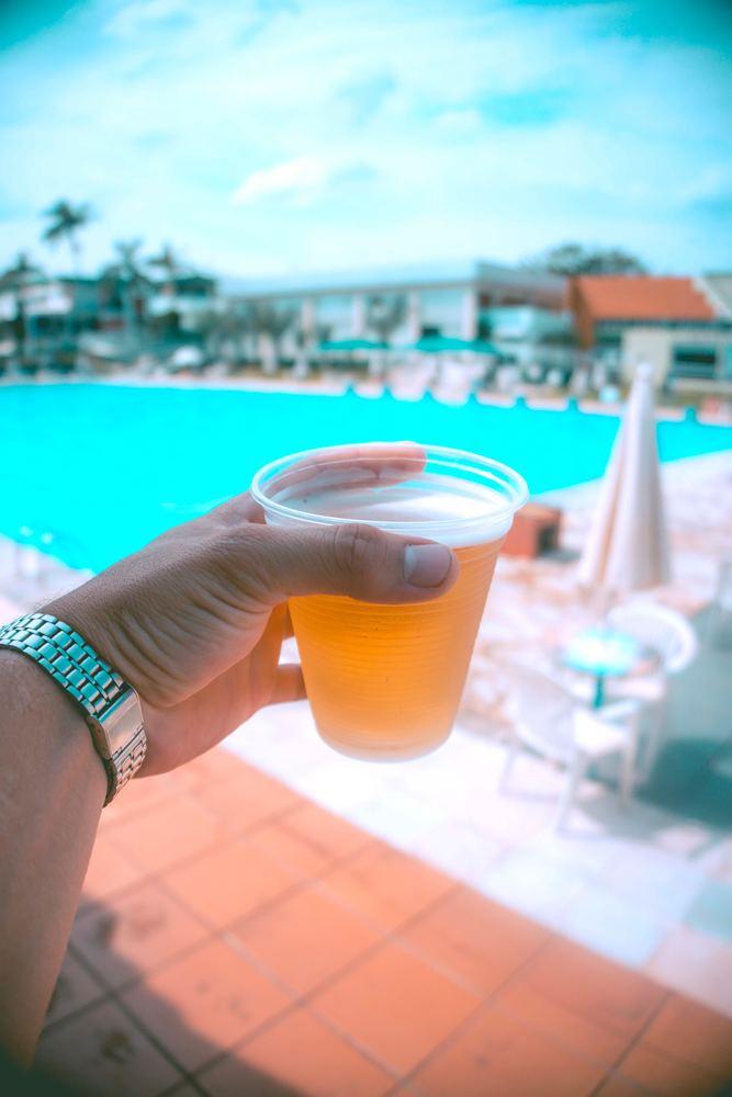 Alkoholmisbruk på ferie